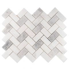 NFM504P Polished Marble Mosaic Tile