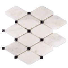 NFM517P Polished Marble Mosaic Tile