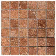 Soratta Square Pattern Natural Stone Mosaic Tile