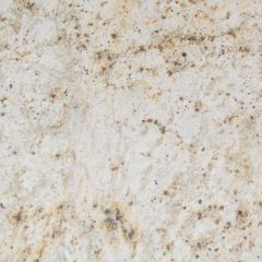 "Colonial Gold 110"" Prefabricated Granite Kitchen Countertop"