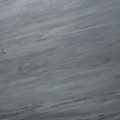 "Honed Soapstone 110"" Prefabricated Kitchen Countertop"