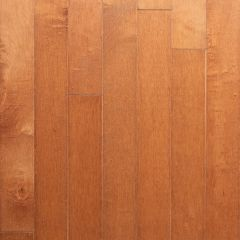 "Maple Amaretto 3/8"" x 3"" Wood Flooring"