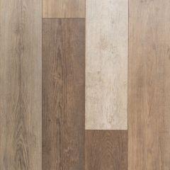 Mixed Brown Laminate Flooring