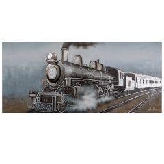 Onward Acrylic Painting