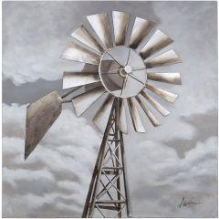 Tornado Alley Acrylic Painting