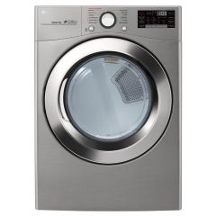 LG DLEX3700V Ultra Large Capacity Steam Dryer with Wi-Fi