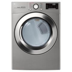 LG DLGX3701V Ultra Large Capacity Smart wi-fi Enabled SteamDryer™