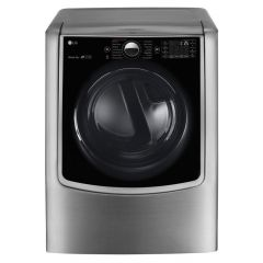 LG DLGX9001V Large Smart Wi-Fi Enabled Gas Dryer w/ TurboSteam™