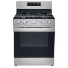 LG LRGL5823S WiFi Enabled Gas Range with Air Fry & EasyClean®