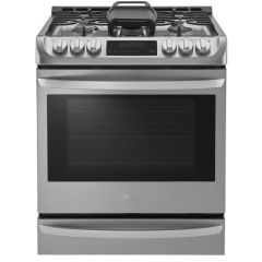 LG LSG4513ST Gas Slide-in Range with ProBake Convection® and EasyClean®