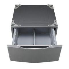 WDP5V Laundry Pedestal - Graphite Steel