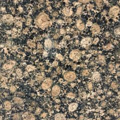 Baltic Brown Prefabricated Granite Kitchen Countertop