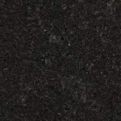 Black Pearl Prefabricated Granite Kitchen Countertop