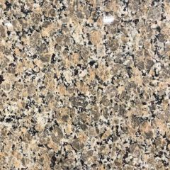 Giallo Vermont Prefabricated Granite Kitchen Countertop