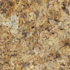 Namib Gold Prefabricated Granite Kitchen Countertop