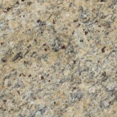 New Venetian Gold Prefabricated Granite Kitchen Countertop