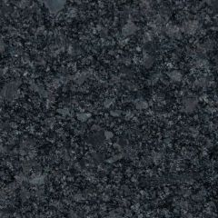 Steel Gray Leather Prefabricated Granite Kitchen Countertop
