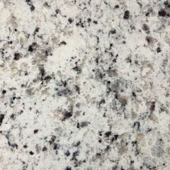 White Rose Prefabricated Granite Kitchen Countertop