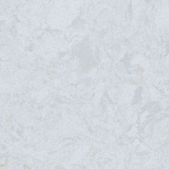 Stratus White Prefabricated Quartz Kitchen Countertop