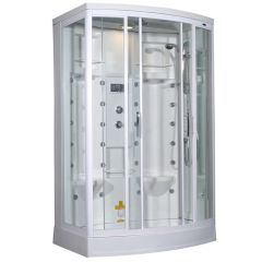 ZA213 24 Jet Steam Shower