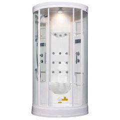ZA218 12 Jet Steam Shower