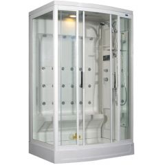 ZA219 24 Jet Steam Shower