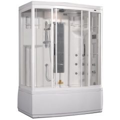 ZAA208 9 Jet Steam Shower