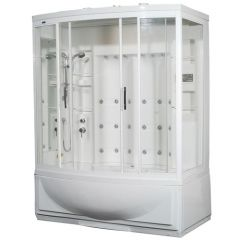 ZAA210 24 Jet Steam Shower