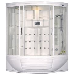 ZAA216 18 Jet Steam Shower
