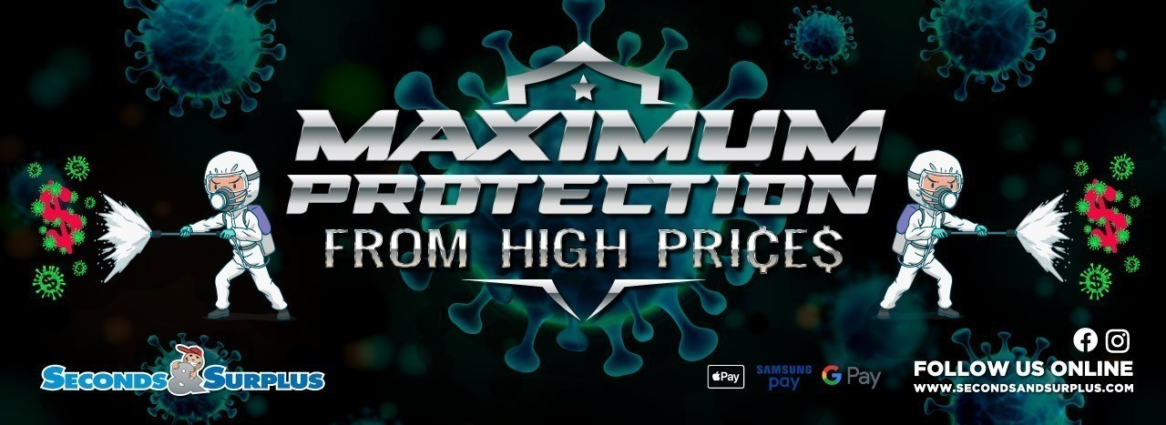 Maximum Protection From High Prices!