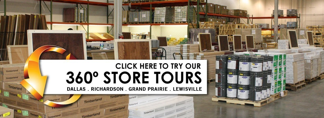 Click to Try Our 360º Store Tours!