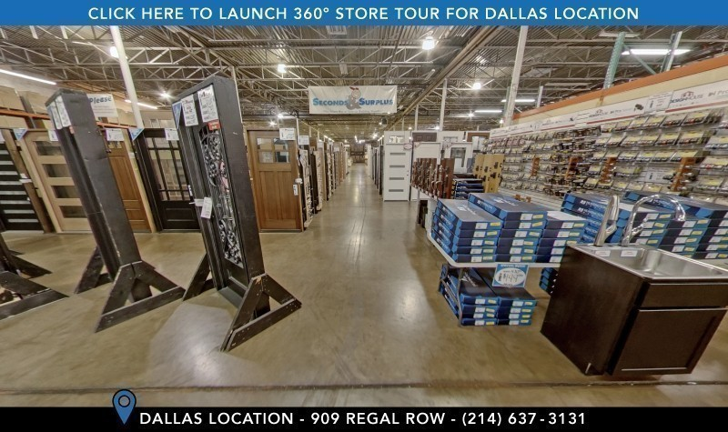 360º Tour of Dallas Location