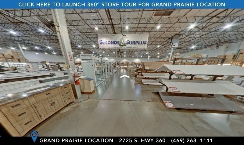 360º Tour of Grand Prairie Location