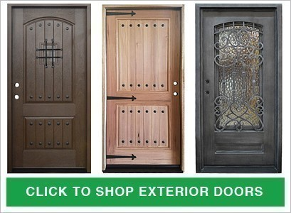 Click to Shop Exterior Doors!