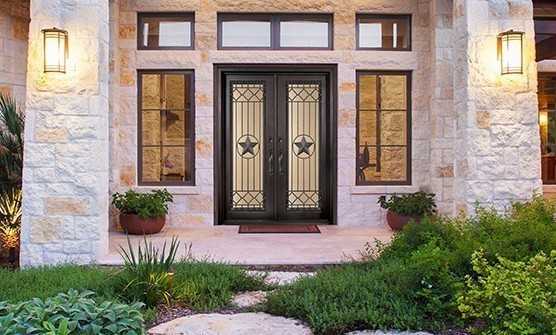 Take Your Front Entry Door from Boring to BAM!