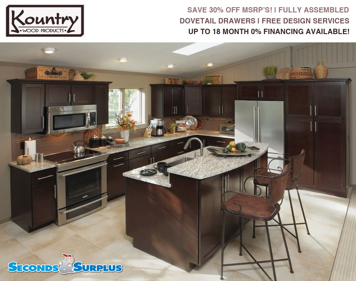 Kountrywood Cabinets
