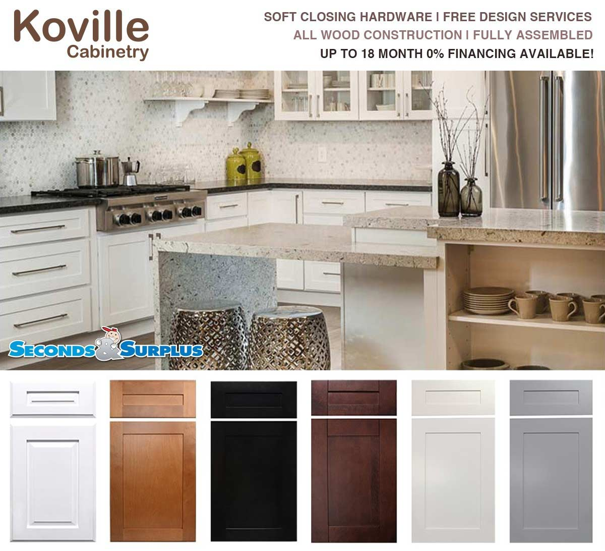 Koville Cabinets