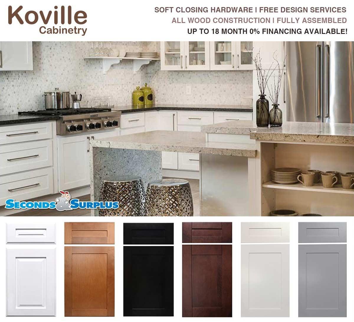 Koville Cabinets
