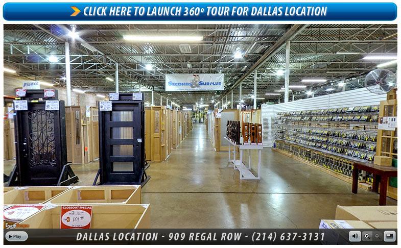 360º Tour of Dallas Location
