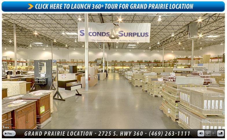 360º Tour of Grand Prairie Location